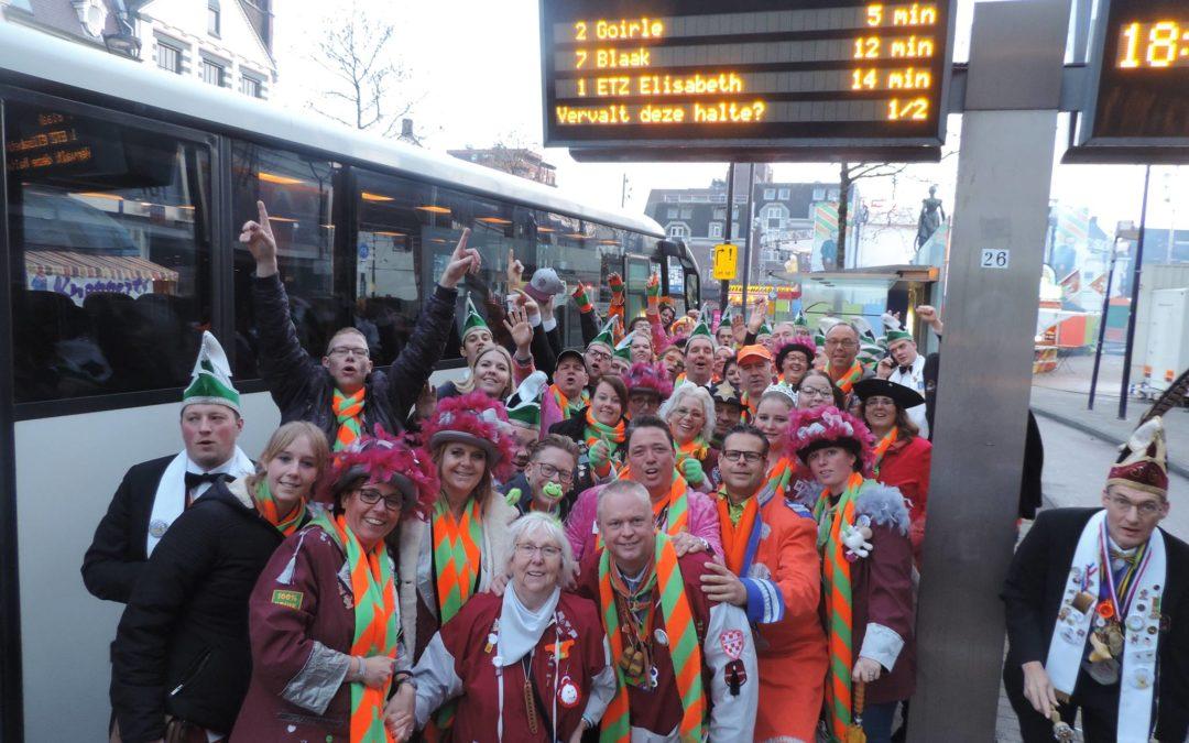 Oudste carnavalsvereniging Tilburg noodgedwongen naar nieuwe residentie